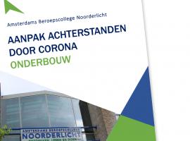 Brochure aanpak achterstanden door corona