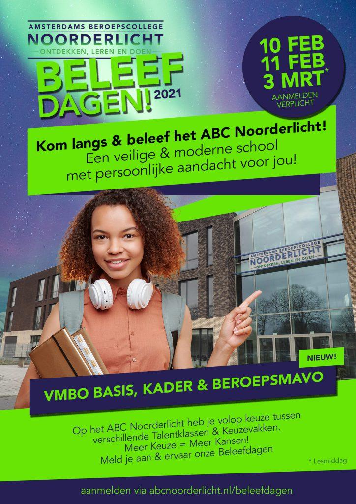 Online Beleefdagen ABC Noorderlicht